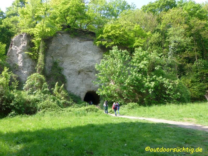 Höhlen- und Schluchtensteig