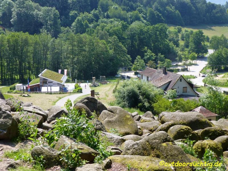 Felsenmeer Odenwald