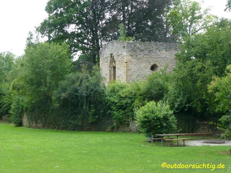 Ruine Helmbunder Kirchle