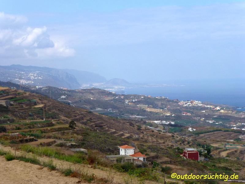 Teneriffa - San Juan de La Rambla