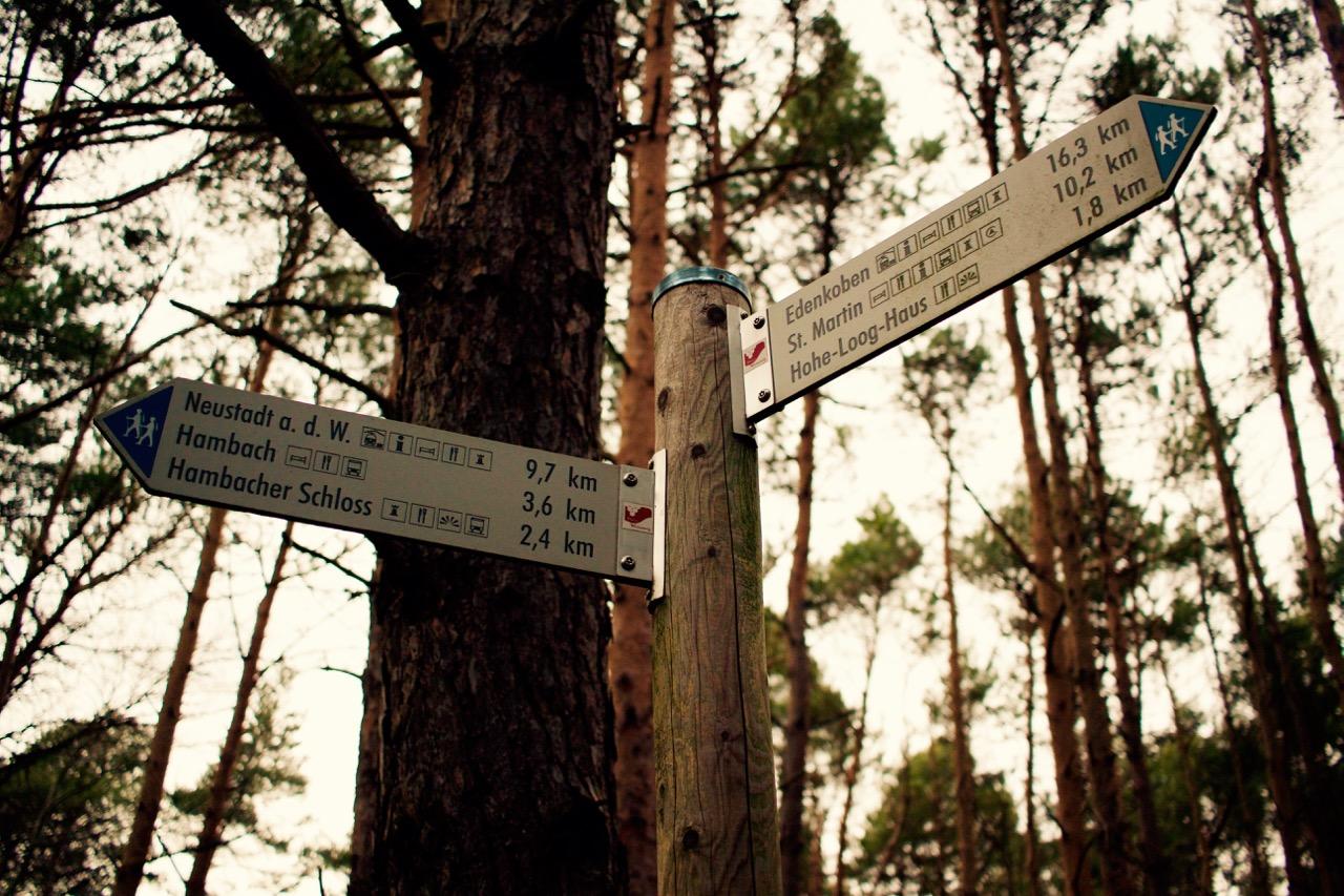 Wanderzeichen