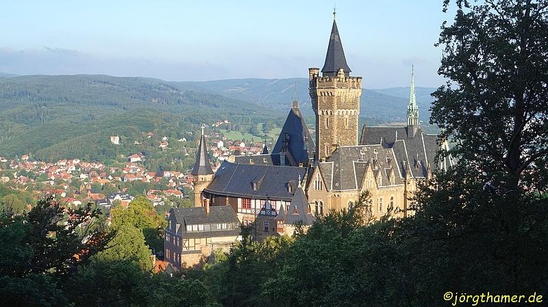 Blick vom Agnesberg