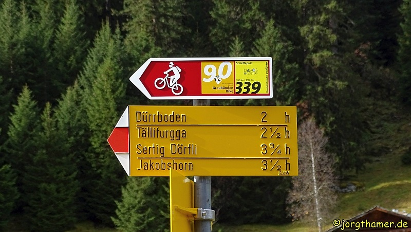 Biken in Davos - Bike Academy Davos - Biketour