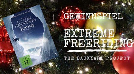 Gewinnspiel: Extreme Freeriding - The Backyard Project
