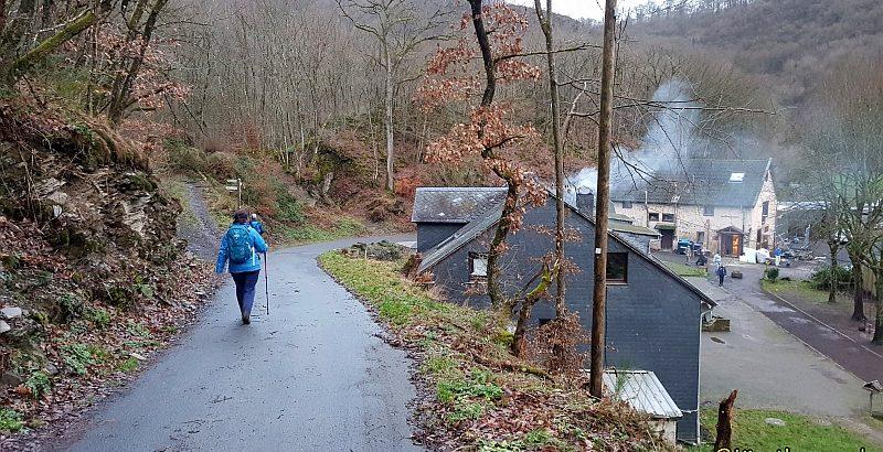 Wandern in der Vulkaneifel - Strotzbüscher Mühle