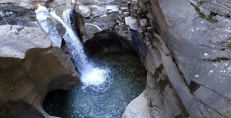 Ausflugsziele in der Schweiz - Gletschergarten Cavaglia