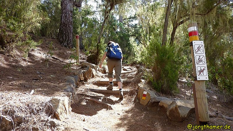 Wandern auf Teneriffa - Tipps