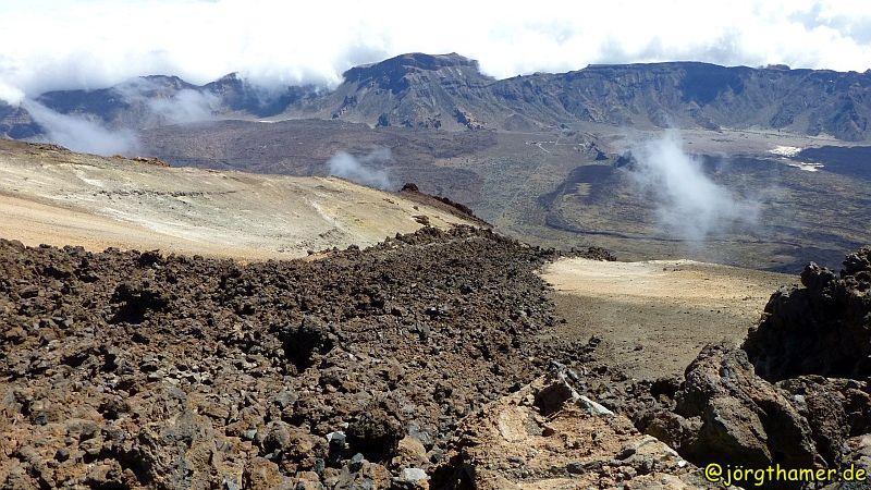Wandern am Teide