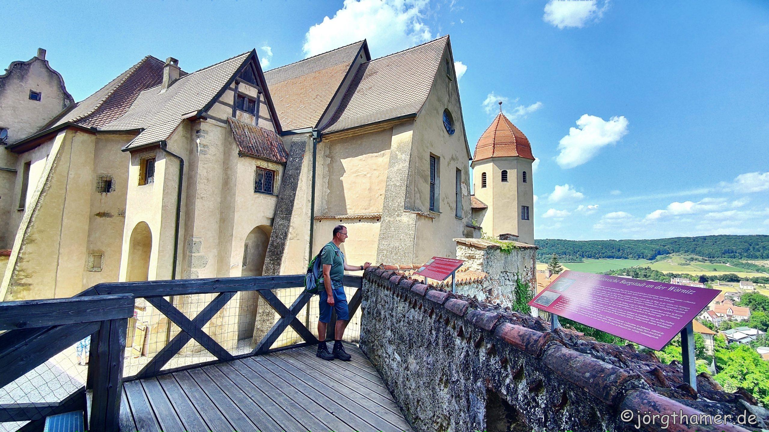 """Wandern auf der """"Romantischen Straße"""" - vom Ries zur Donau"""